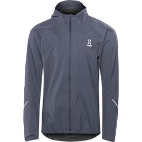 Haglöfs L.I.M Proof Jacket Men Tarn Blue
